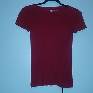 Classic Red Tee